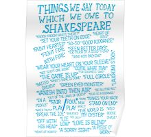 Things We Say... Poster