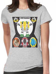 Legendary Golems Womens Fitted T-Shirt