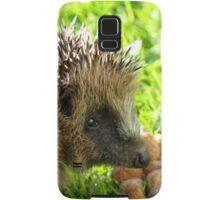 Thank You... You Saved My Life... - Hedgehog - NZ Samsung Galaxy Case/Skin