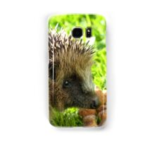 Thank You... You Saved My Life... - Hedgehog - NZ Samsung Galaxy Case/Skin