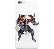 Necro Gardna Shirt iPhone Case/Skin