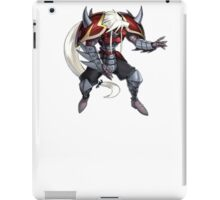 Necro Gardna Shirt iPad Case/Skin