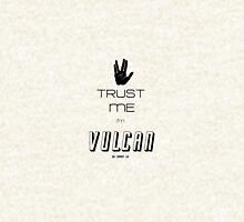 Trust Me I'm Vulcan, We Cannot Lie Pullover