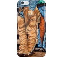 Just Waitin' On You iPhone Case/Skin