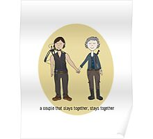 A Couple That Slays Together (Caryl) Poster