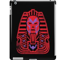 Pharaoh of Magnets iPad Case/Skin