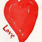 Love is... by Roger Cummiskey