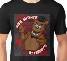 Freddy Fazbear Unisex T-Shirt