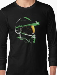 Halo: Master Chief Profile Long Sleeve T-Shirt
