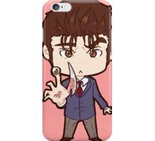 Shinichi and Migi iPhone Case/Skin