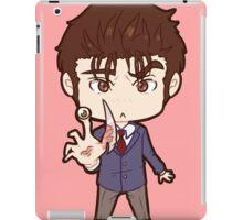 Shinichi and Migi iPad Case/Skin