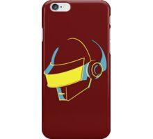 Daft Punk Profile iPhone Case/Skin