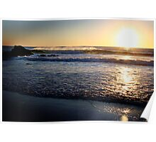 Port Macquarie Sunrise VI Poster
