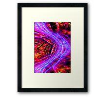 Hyper Dimensions #2 Framed Print