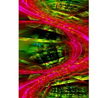 Hyper Dimensions #3 Photographic Print