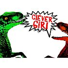 Clever Girl - Raptor Banter by SimplyMrHill