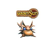 Golden Sun Djinn/logo by syrup