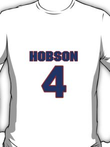 National baseball player Butch Hobson jersey 4 T-Shirt