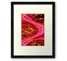 Hyper Dimensions #5 Framed Print
