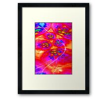 Hyper Dimensions #10 Framed Print