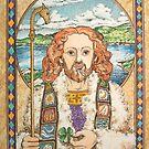 St. Patrick of Ireland by Alice McMahon