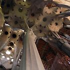 la sagrada familia-interior by taralynn101