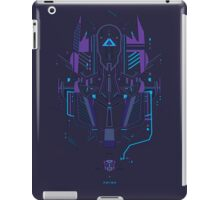Optimus Prime Profile iPad Case/Skin