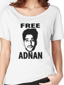 Free Adnan Women's Relaxed Fit T-Shirt