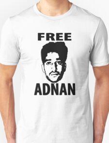 Free Adnan T-Shirt