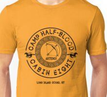 Percy Jackson - Camp Half-Blood - Cabin Eight - Artemis Unisex T-Shirt