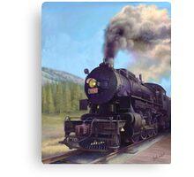 Engine #500 Canvas Print