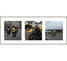 Pooh Bear Rides Again Photographic Print