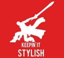 Keepin' It Stylish by SencilSketches