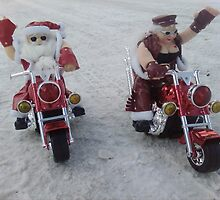 A CHRISTMAS HELLO by Henry VanderJagt