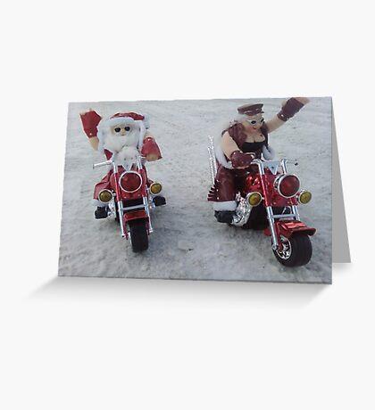 A CHRISTMAS HELLO Greeting Card