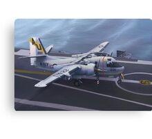 Gruman S2 Tracker Canvas Print