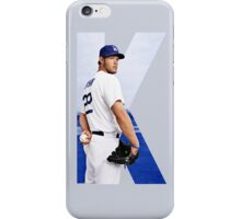 "Beink ""K is for Kershaw""  iPhone Case/Skin"