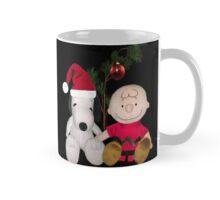 SNOOPY AND CHARLIE BROWN FESTIVE CHRISTMAS MUG Mug