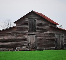 Beautiful Old Barn by madman4