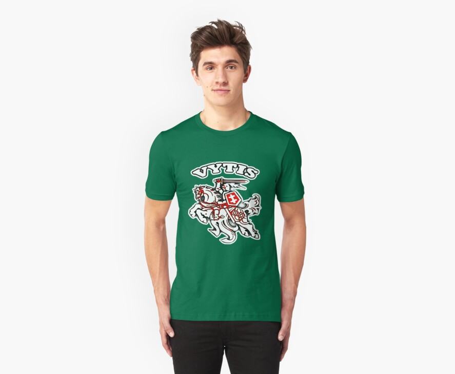 Vytis t-shirts by valizi