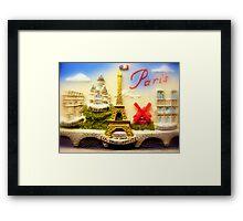 Tour de Paris Framed Print