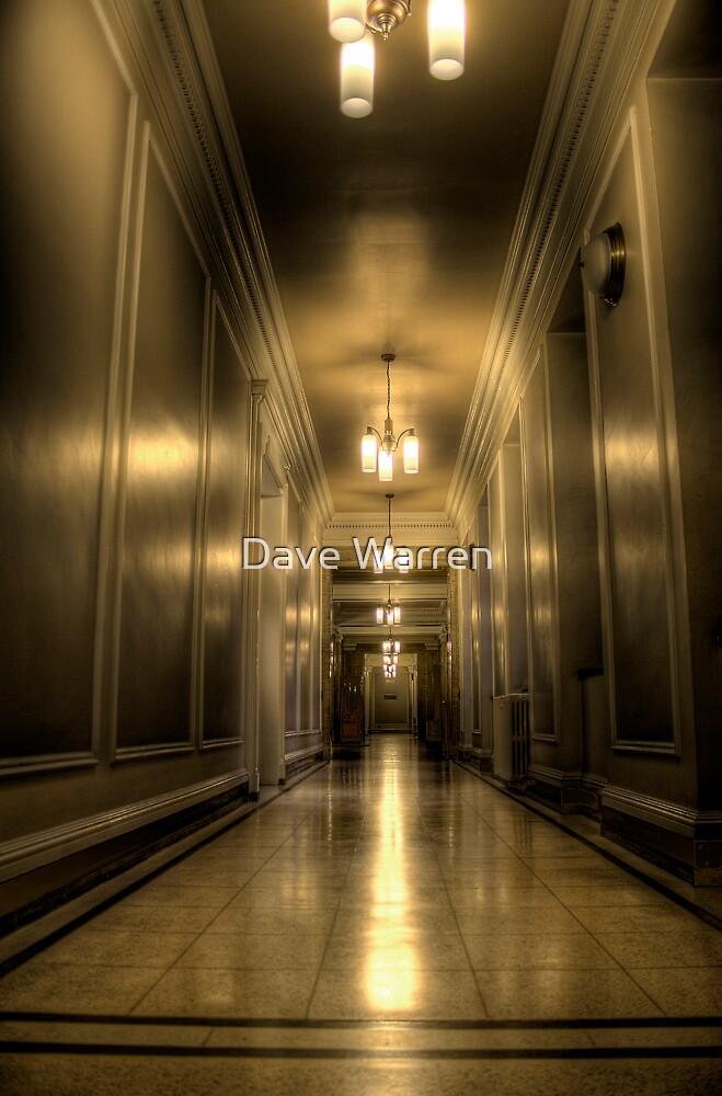 The Corridor by Dave Warren