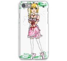 Selfish Doll iPhone Case/Skin