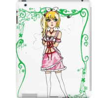 Selfish Doll iPad Case/Skin