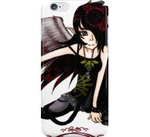 Ruthless Fallen Angel iPhone Case/Skin