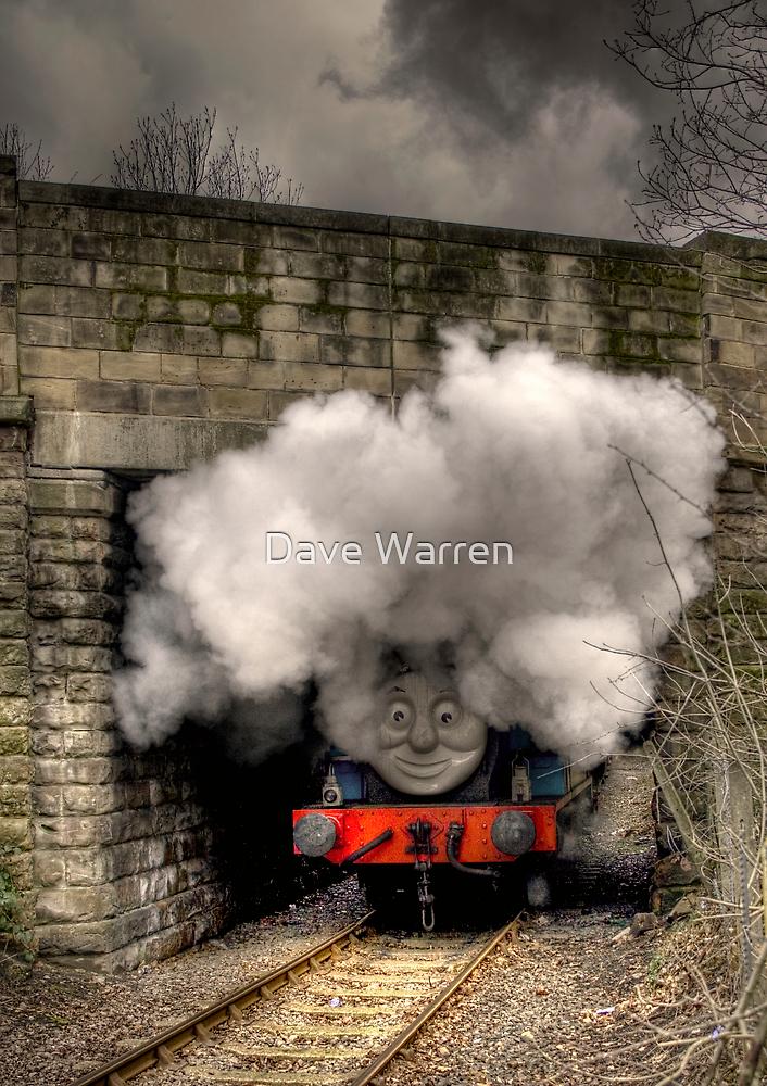Thomas Under The Bridge by Dave Warren