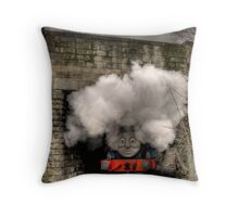 Thomas Under The Bridge Throw Pillow