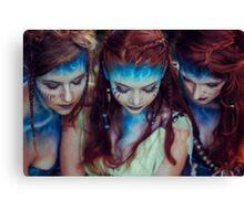 Sirena - The Sirens II Canvas Print