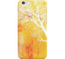 Tree in the Sunset iPhone Case/Skin