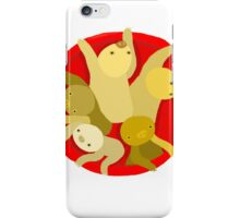 Bucket of Sloths  iPhone Case/Skin